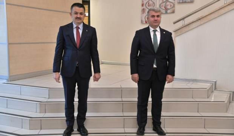 AK Partili Canbey: Çiftçinin derdi derdimizdir