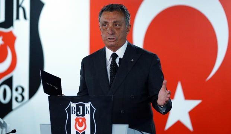 PFDK'dan Ahmet Nur Çebi'ye ceza!