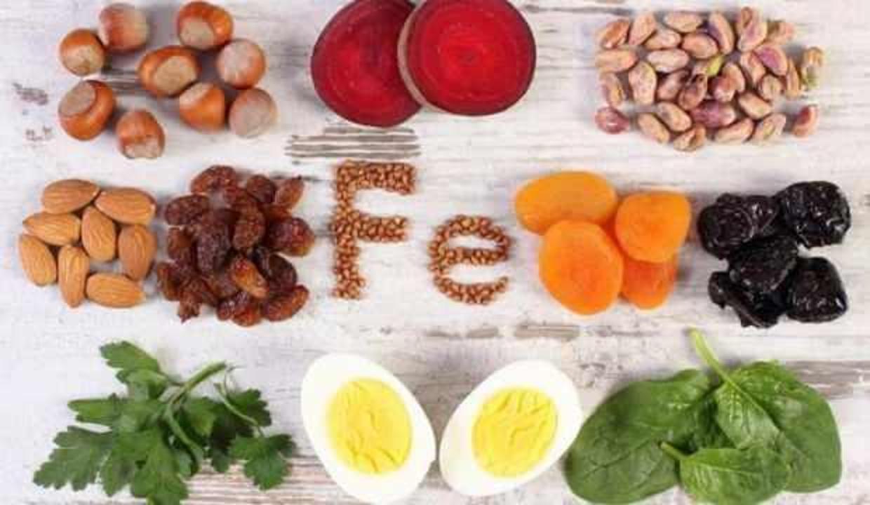 Demir eksikliği için hangi besinler tüketilmeli?
