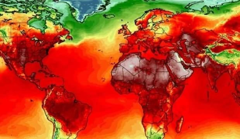 Resmi açıklama: Tarihin en sıcak kasım ayı rekoru kırıldı