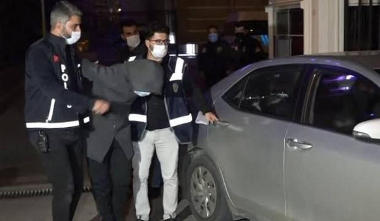 Çaldıkları motosikletle 4 farklı kapkaça karışan 2 şüpheli tutuklandı