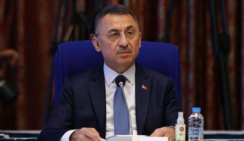 Cumhurbaşkanı Yardımcısı Oktay 4 partiye teşekkür etti