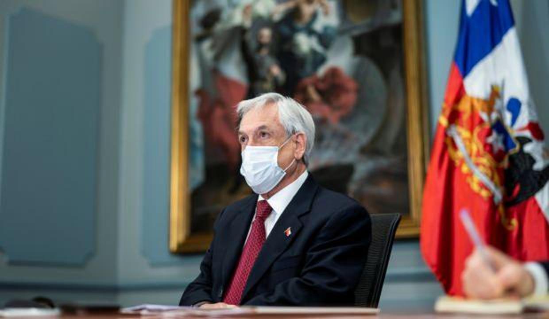 Devlet Başkanına maskesiz gezdiği için para cezası kesildi!