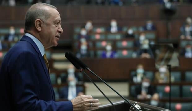 Cumhurbaşkanı Erdoğan'dan ABD'nin yaptırım kararına tepki