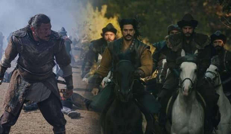 Kuruluş Osman oyuncusu atla gezerken ormanda kayboldu!