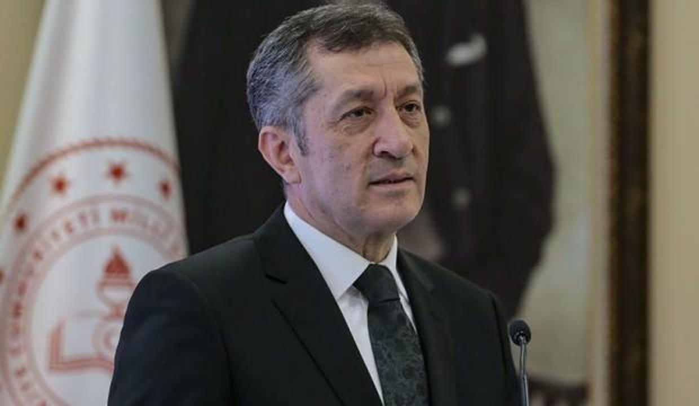 Milli Eğitim Bakanı Ziya Selçuk'tan teşekkür mesajı