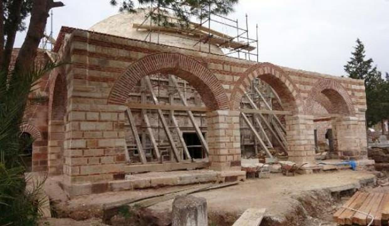 654 yıllık Hüdavendigar Camii restore ediliyor