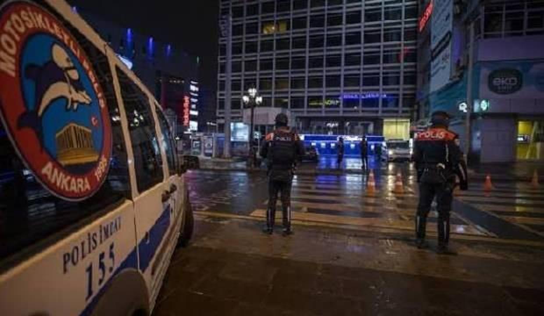 Ankara'da bir haftada 1723 kişiye ceza