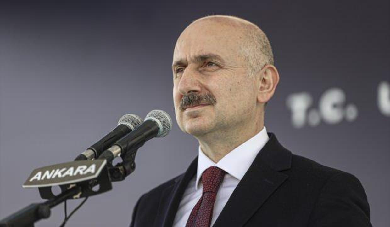 Bakan Karaismailoğlu açıkladı : Rekor kırıldı