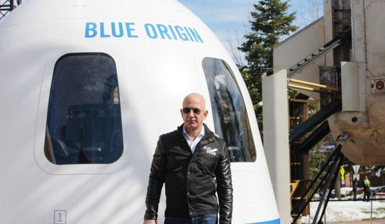 Blue Origin insansız test uçuşunu yaptı