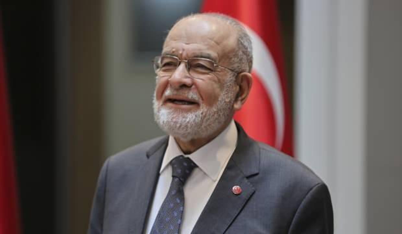 Saadet Partisi Genel Başkanı Karamollaoğlu'ndan Bakan Koca'ya teşekkür