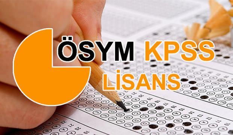 2021 KPSS ne zaman yapılacak? ÖSYM KPSS başvuru takvimi:  Memur adayları için baraj puanlar...