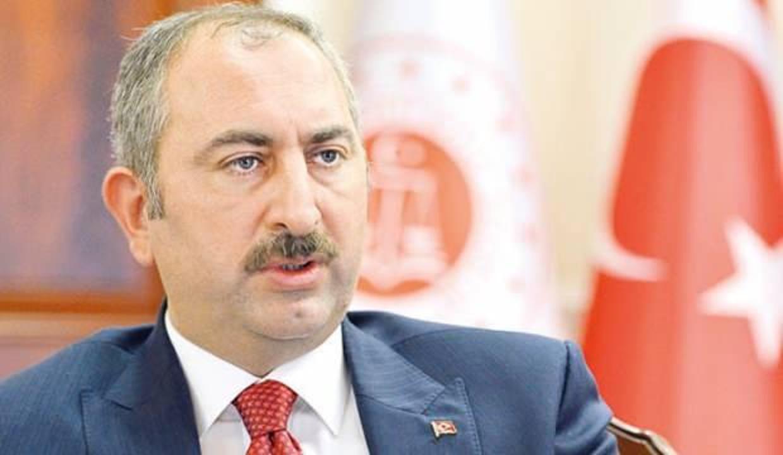 Adalet Bakanı Gül'den 'Boğaziçi' tepkisi