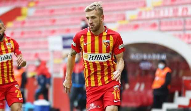 Kayserispor, Henrique için Sivasspor'la anlaştı!