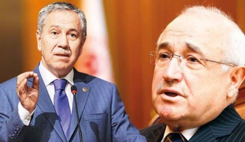 Ahmet Hakan yazdı: Cemil Çiçek ile Bülent Arınç farkı