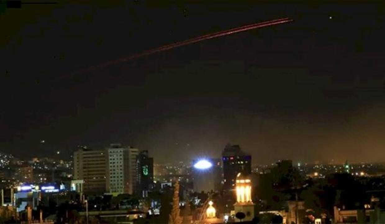 İşgalci İsrail, Suriye'deki İranlı milisleri hedef aldı