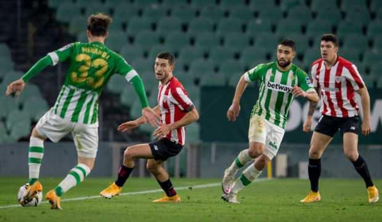 Kral Kupası'nda son yarı finalist Athletic Bilbao oldu
