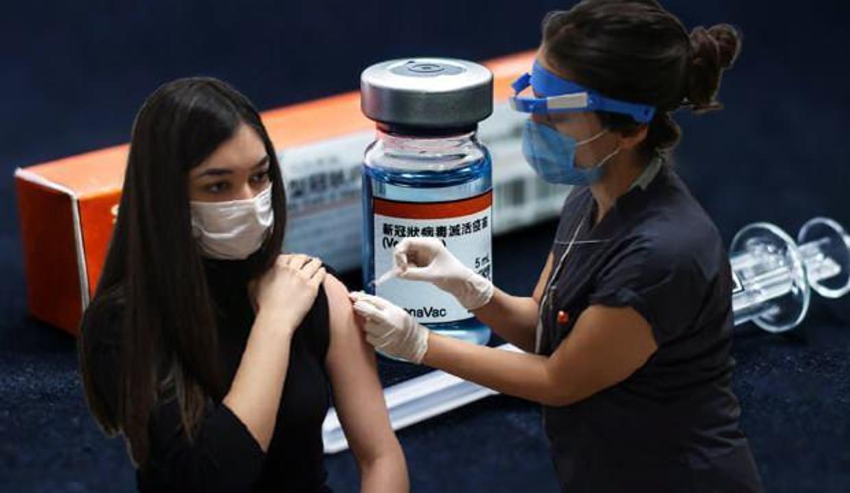 Türkiye'de uygulanan Çin aşıyla ilgili çarpıcı açıklama