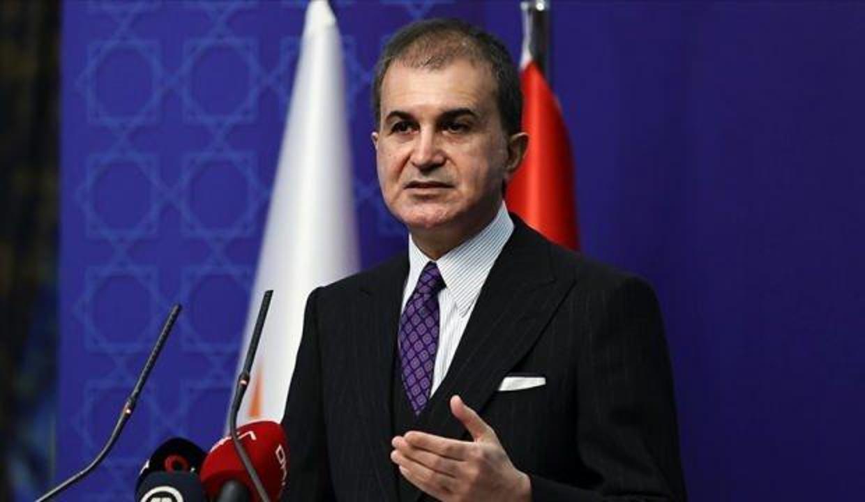 AK Parti Sözcüsü Çelik'ten Wilders'in Cumhurbaşkanı Erdoğan hakkındaki ifadelerine tepki