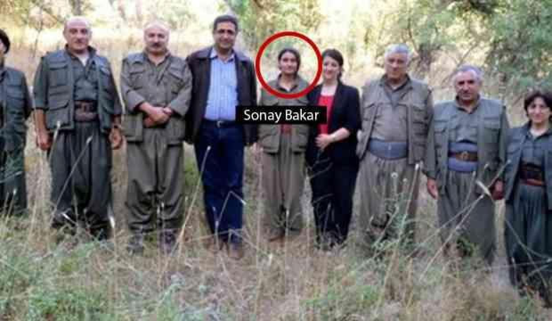 PKK'lı Sonay Bakar'ın cezası belli oldu!