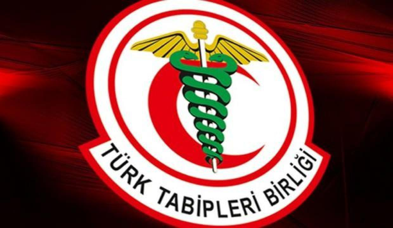 Türk Tabipleri Birliği'nden skandal açıklama! Yine 'terör örgütü PKK' diyemedi!