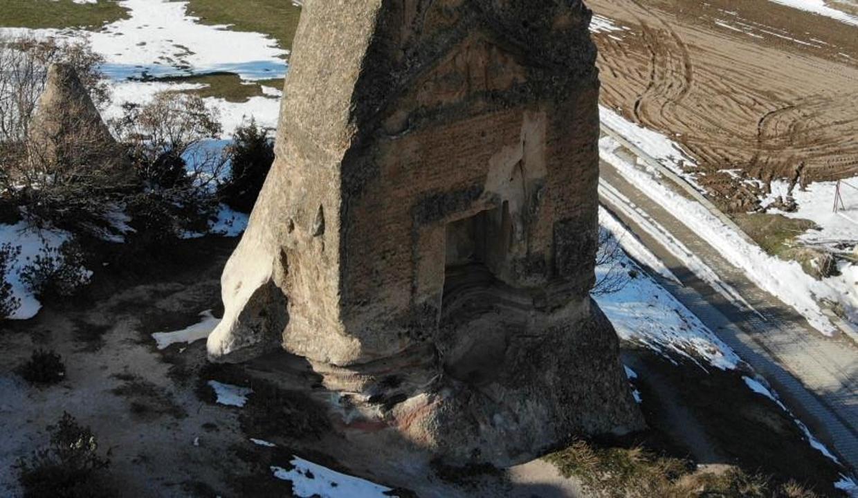 Açık Hava Tapınağı yüzyıllardır ihtişamını koruyor