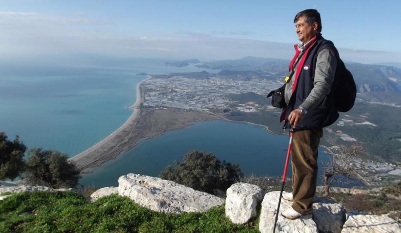 Türkiye'nin dünyaca ünlü yürüyüş yolu Avrupa'ya tanıtılacak