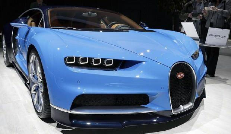 Alman devi Volkswagen, Bugatti'yi satıyor