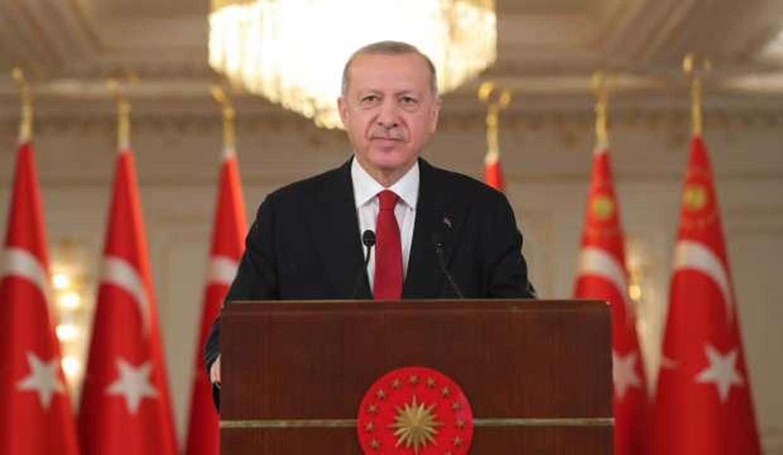 Başkan Erdoğan'dan NATO'ya Türkiye teşekkürü