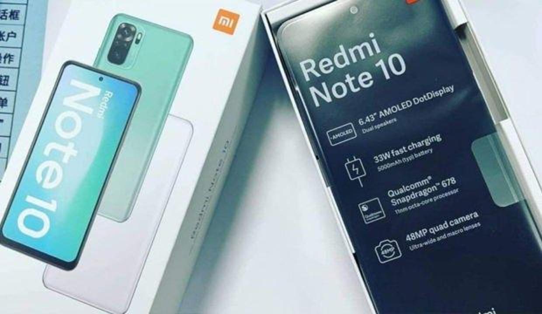 Redmi Note 10'un fotoğrafları sızdırıldı