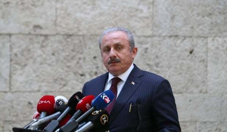 Meclis Başkanı Şentop'tan AP'nin Türkiye kararına tepki