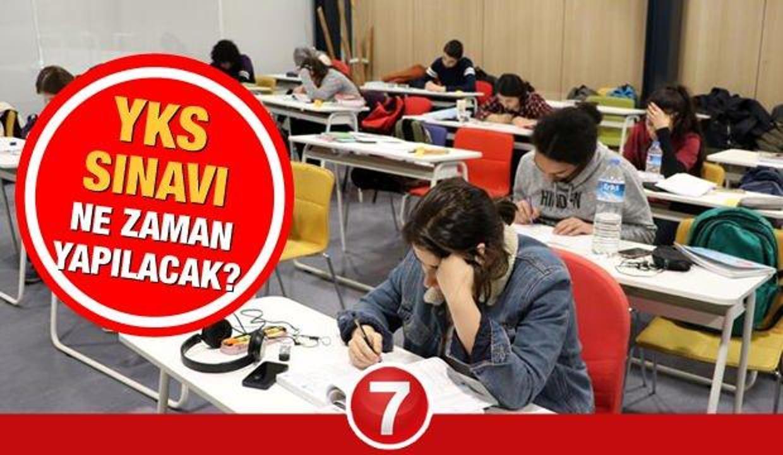 YKS sınavı ne zaman?  2021 ÖSYM Üniversite sınavı (YKS) geç başvuru tarihleri!