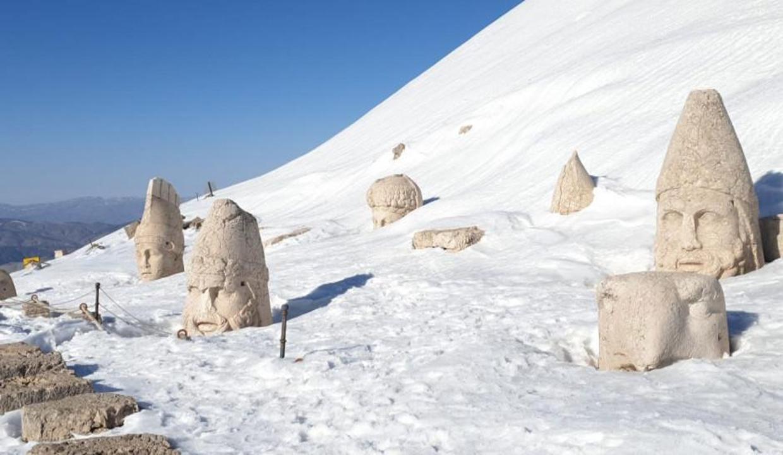 Kommagene Krallığı'nın başkenti turizm sezonuna hazırlanıyor