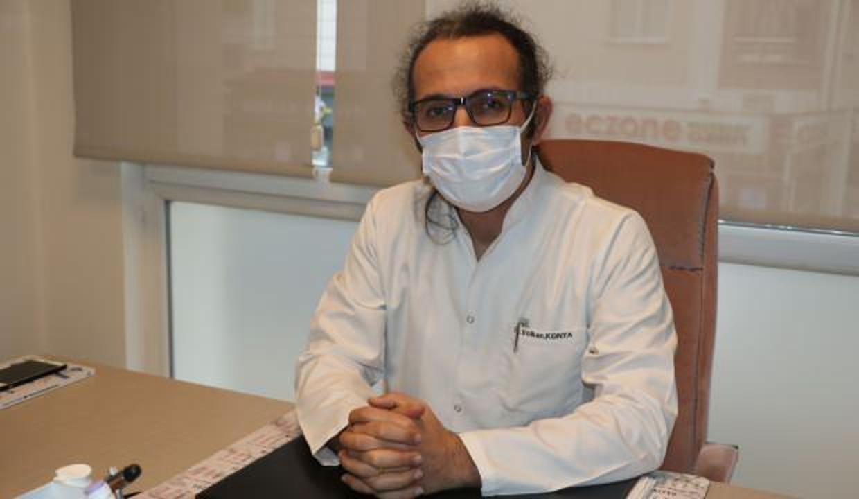 Samsun'da koronavirüsü atlatan doktor: 'Allah'ım canımı çektirmeden al' diye dua ettim!