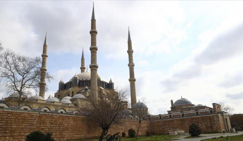 Mimarına 'ustalık' payesi veren Selimiye 446 yıldır zamana meydan okuyor
