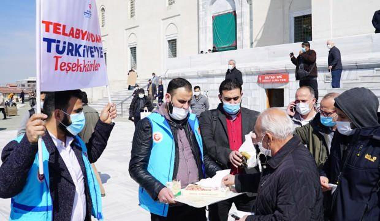Suriyeli Gençler, Yardımlarından Dolayı Türkiye Ve Türk Halkına Teşekkür Etti
