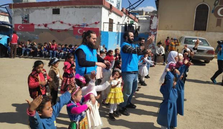 Türkiye Diyanet Vakfı'nın İdlib'deki hizmetleri