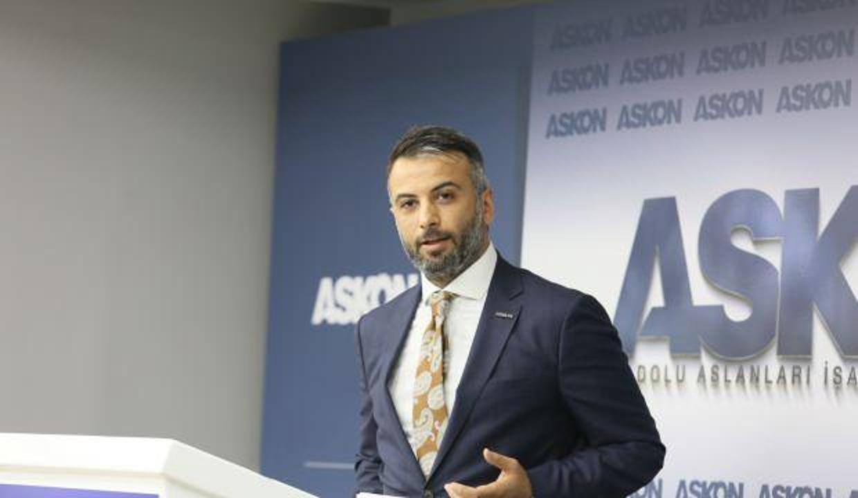 ASKON Genel Başkanı Orhan Aydın: Yüksek faiz canımızı yakıyor