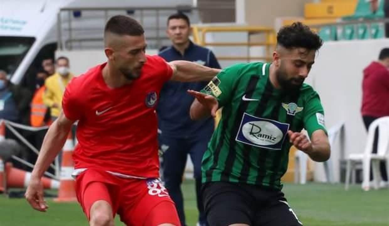 Keçiörengücü, Akhisarspor'u 2. yarıda yıktı!