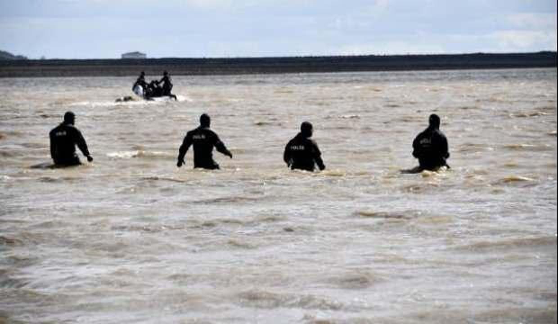 Siverek'te gölette kaybolan gençleri arama çalışmaları sürüyor