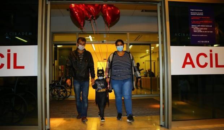 5 yaşındaki Yiğit'in bağışçısı vazgeçti, 3 yaşındaki kardeşinin iliğiyle hayata tutundu!