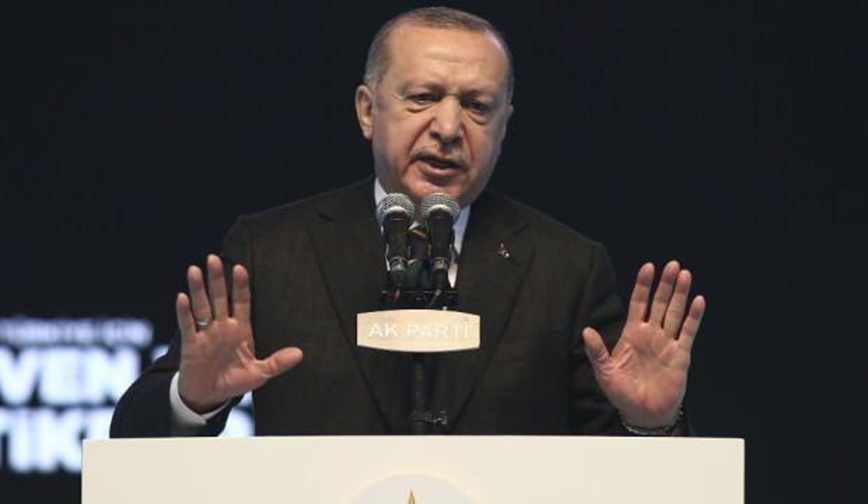 Cumhurbaşkanı Erdoğan'dan İstanbul Sözleşmesi mesajı