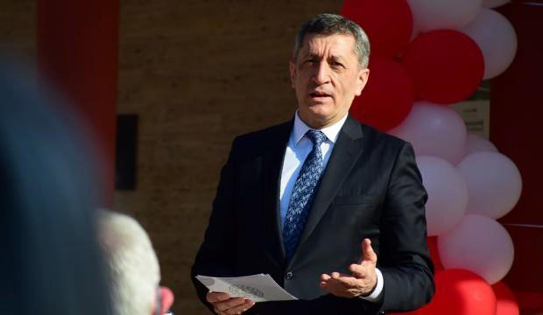 Milli Eğitim Bakanı Ziya Selçuk'tan liselerle ilgili önemli duyuru