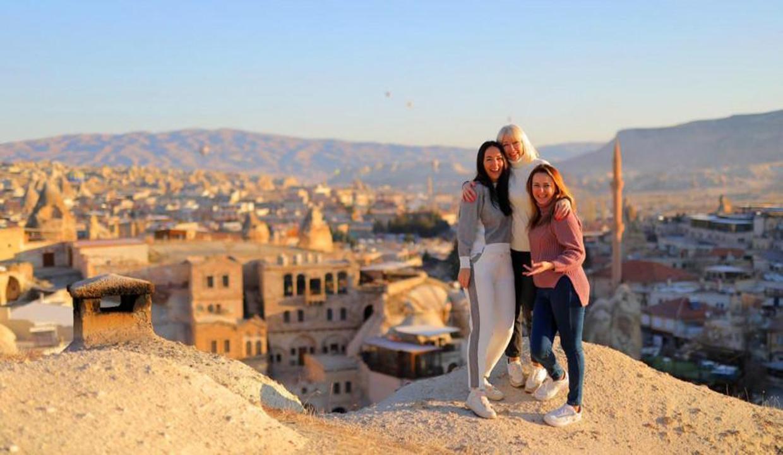 Rusların Akdeniz tatili yerini Anadolu'nun tarihi güzelliklerine bıraktı