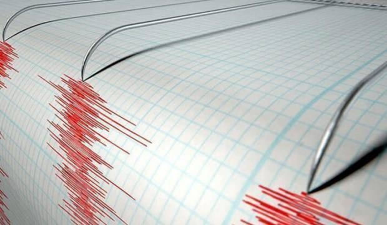 Ege Denizi açıklarında korkutan deprem!