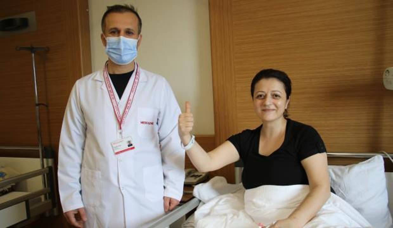 3 yıl vertigo zannederek önemsemedi, kolunu kesilmekten son anda kurtardı