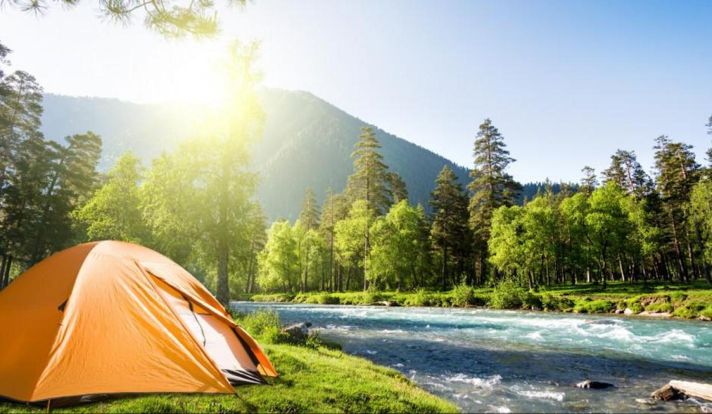 Sosyal mesafeli tatil: Türkiye'nin en iyi kamp rotaları