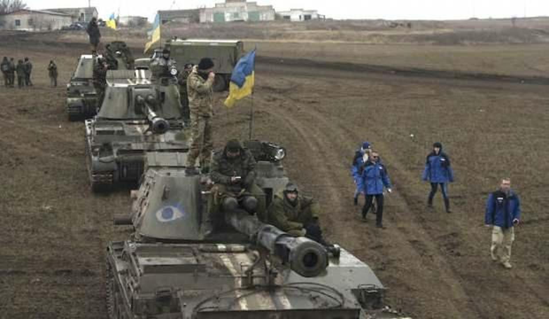 Donbas'ta sıcak çatışma! 2 asker öldü