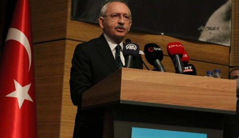 Kılıçdaroğlu'ndan Adalet Bakanı Abdulhamit Gül'e taziye telefonu