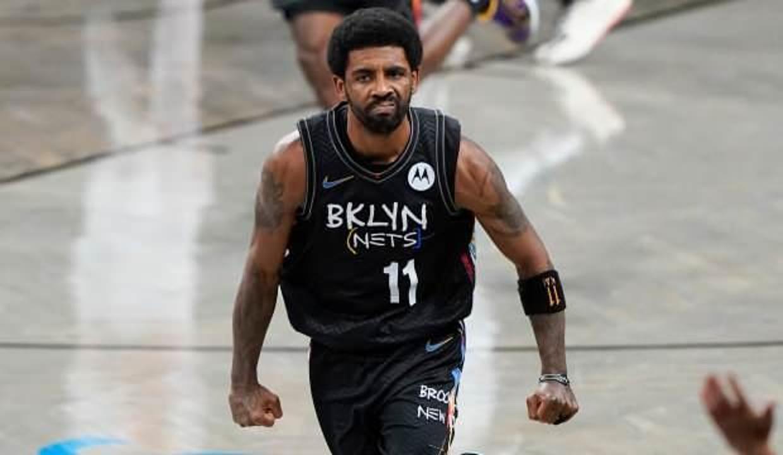 Kyrie Irvin 40 sayı attı Brooklyn Nets kazandı